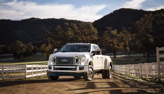 2020 Ford Super Duty Lands With More Towing Capacity Than
