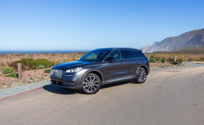 2020 Lincoln Corsair Review