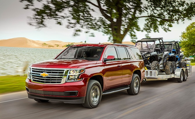 chevrolet tahoe pricing