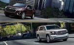 Chevrolet Traverse vs Chevrolet Tahoe Comparison
