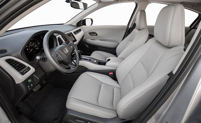 honda hr-v cabin space