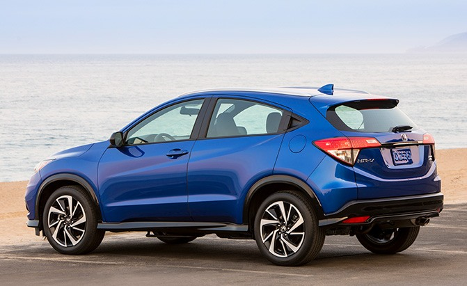 honda hr-v pricing