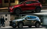 Mazda CX-3 vs CX-5 Comparison