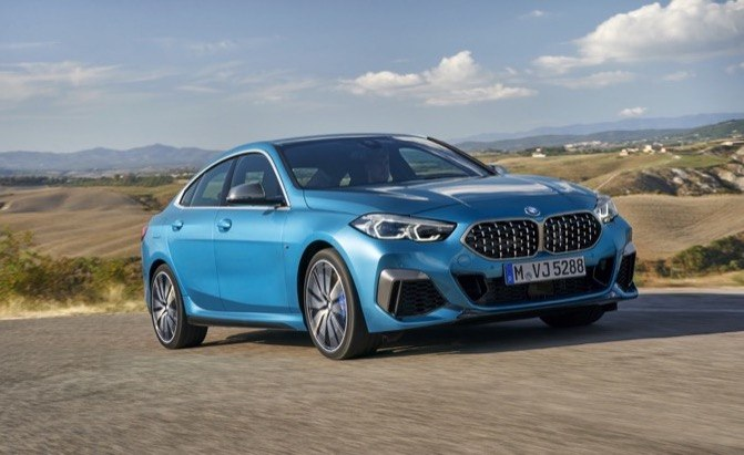 2020 BMW 2 Series Gran Coupe is the Brand's Smallest Four-Door