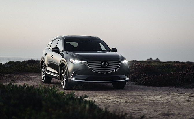 2020 Mazda CX-9 Gets Price Hike (But More Standard Safety Features)