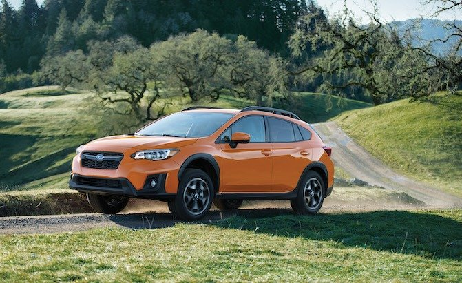 2020 Subaru Crosstrek Gets More Safety Tech Standard