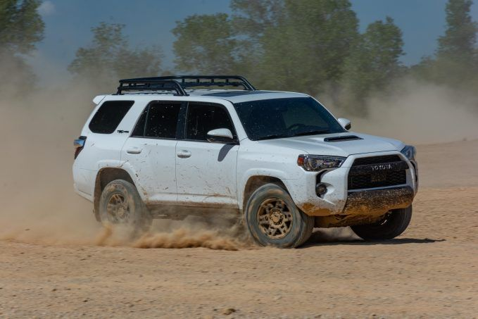 Used 4runner For Sale >> 2020 Toyota 4Runner TRD Pro Review - AutoGuide.com