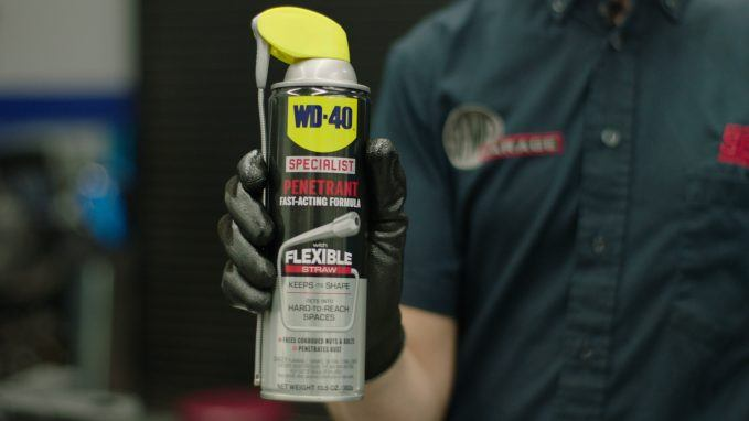 WD-40 Specialist Penetrant with Flexible Straw
