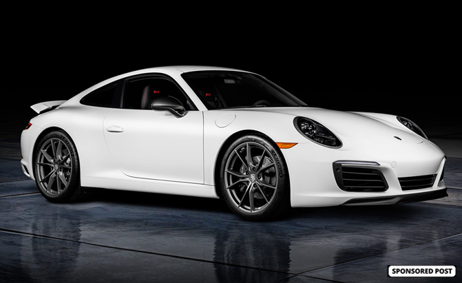 Win a 2019 Porsche 911 Carrera T (or You Can Choose $80,000)