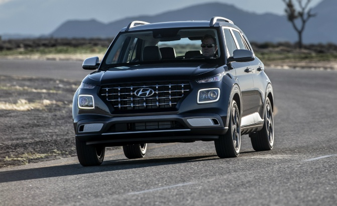 2020 Hyundai Venue Pricing Revealed. Entry Level SUV Starts At $17,250