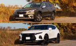Subaru Outback vs Chevrolet Blazer Comparison