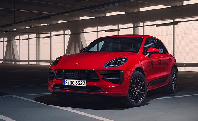 2020 Porsche Macan GTS Returns With an Extra Dash of Power