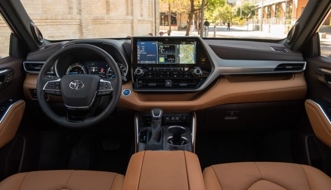 2020 Toyota Highlander First Drive Review Autoguide Com