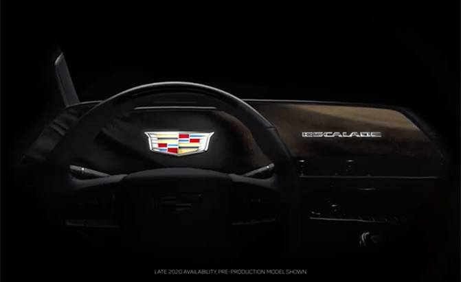 2021 Cadillac Escalade to Feature Enormous 38-Inch OLED Screen