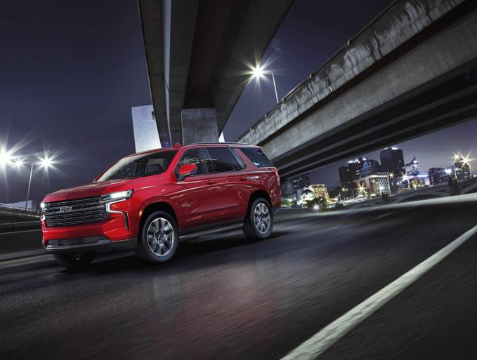 Chevrolet Reveals 2021 Tahoe and Suburban » AutoGuide.com News