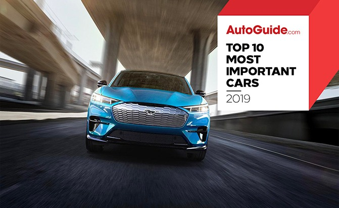 AutoGuide.com's Most Important Cars of 2019