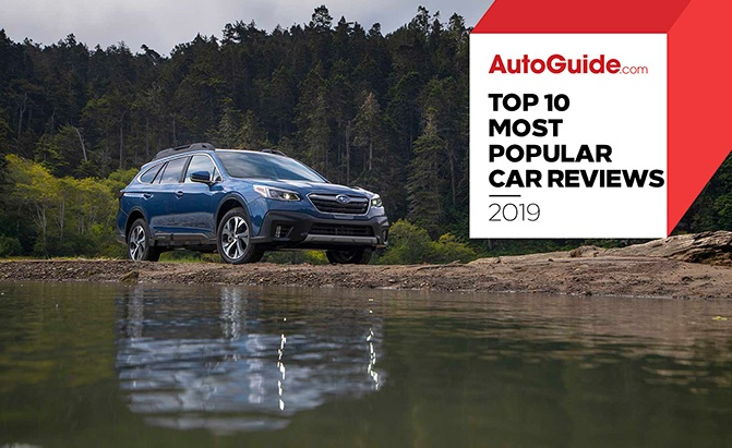 AutoGuide.com's Most Popular Car Reviews of 2019