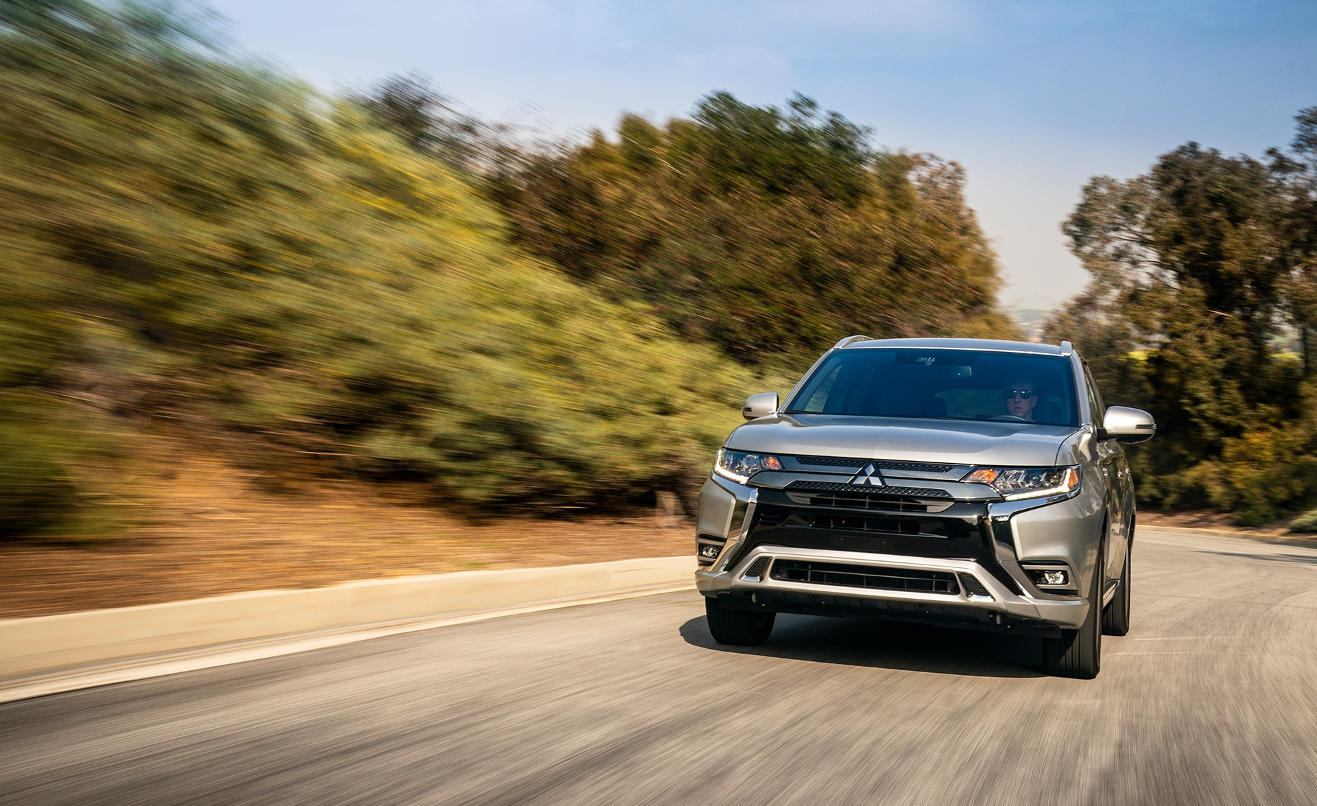 2021 mitsubishi outlander phev getting larger 24liter