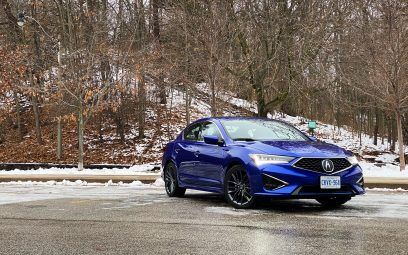 2020 Acura ILX A-Spec Review