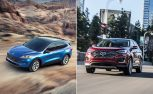 2020 Ford Escape vs 2020 Ford Edge Comparison