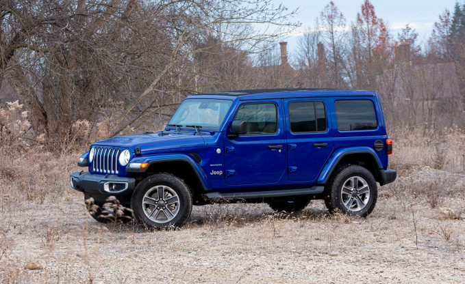 2020 Jeep Wrangler Unlimited Sahara Diesel Review