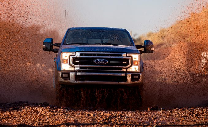 2020 Ford Super Duty Review: First Drive