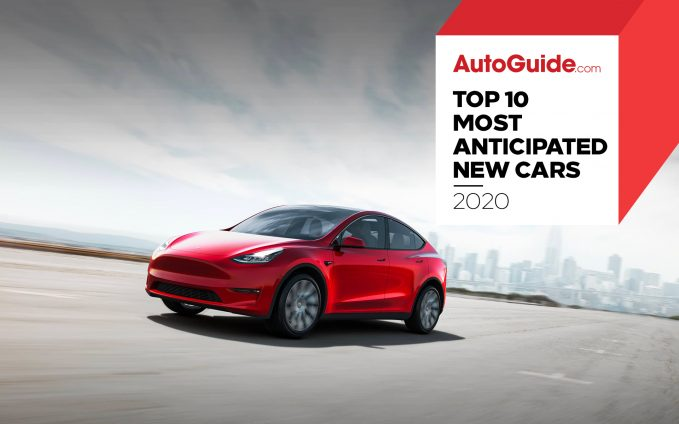 Top 10 Most Anticipated New Cars Coming in 2020