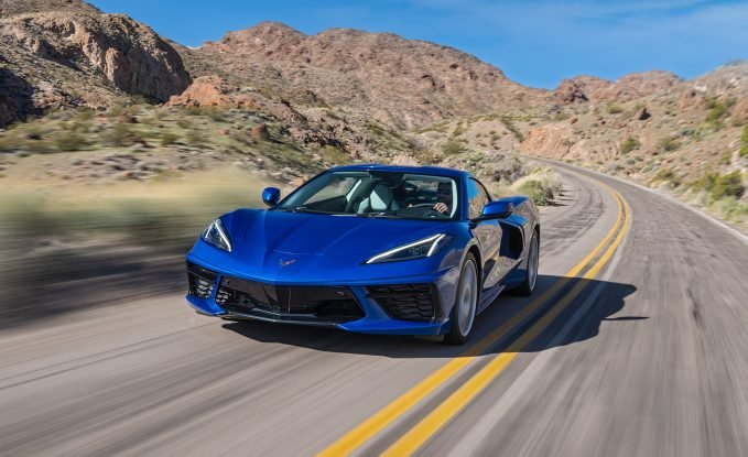 2020 Chevrolet Corvette Stingray Review: First Drive