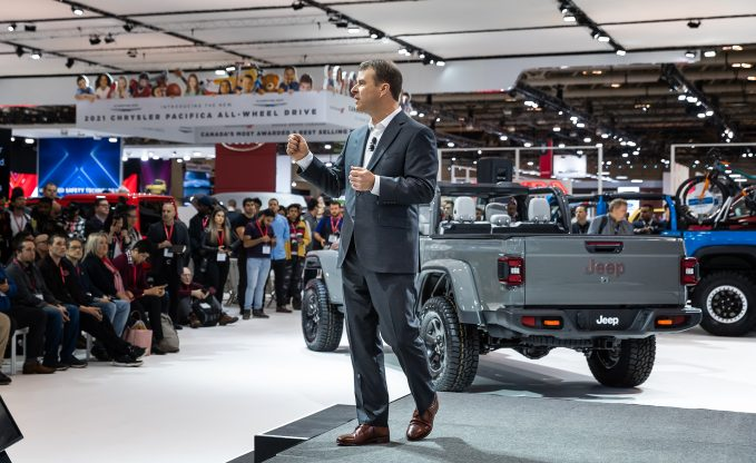 For Jeep's Jim Morrison, Staying True to the Brand is Key