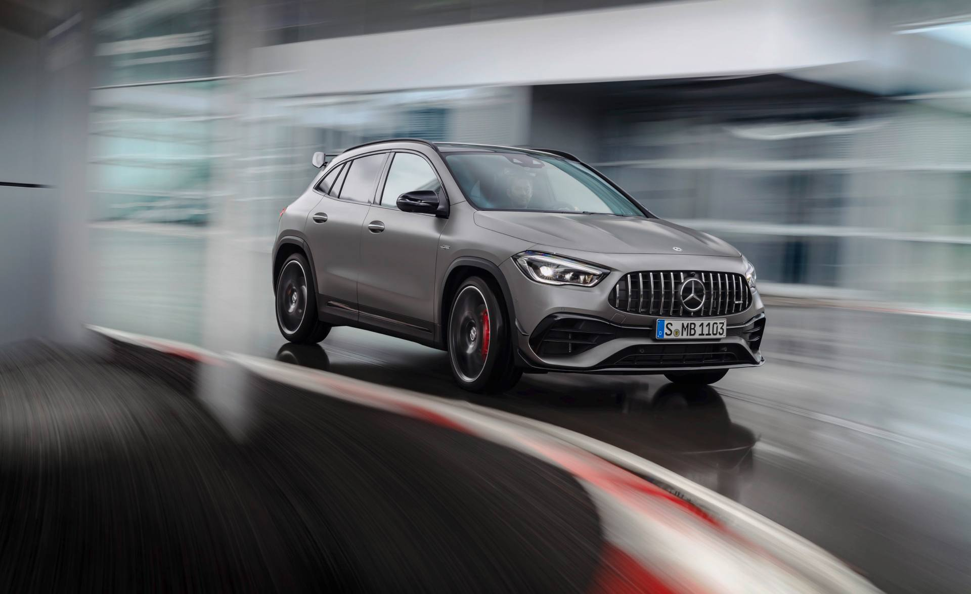 Patrick Buick Gmc >> 2021 Mercedes-AMG GLA45 Returns as Powerful Pint-Sized SUV » AutoGuide.com News