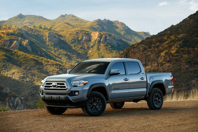 2021 Toyota Tacoma, Tundra, 4Runner and Sequoia Get New Special Editions