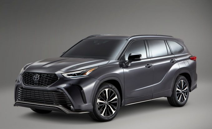 2020 Toyota Highlander XSE Revealed: What's Different?