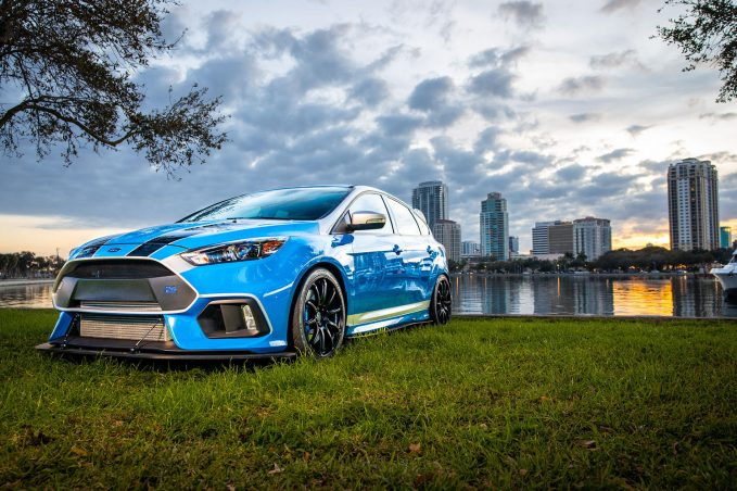 Win a 2017 Ford Focus RS from Dream Giveaway!