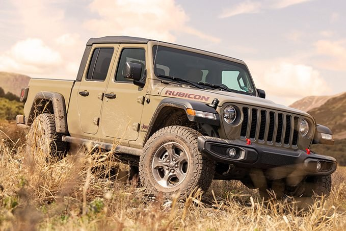 Own a Jeep Gladiator? Win $15k worth in parts for it in this Barricade Off-Road giveaway.