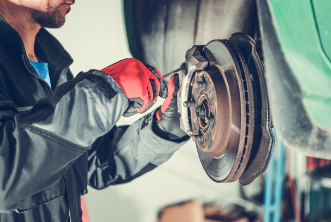 There are several factors that affect the life of your brake pads. We'll go over a few of the major culprits.