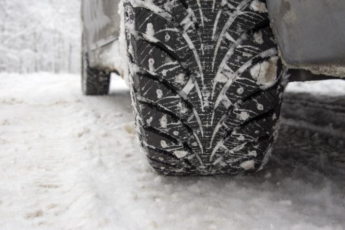 Winter weather and road salt can be a big factor in the life of your brake pads.