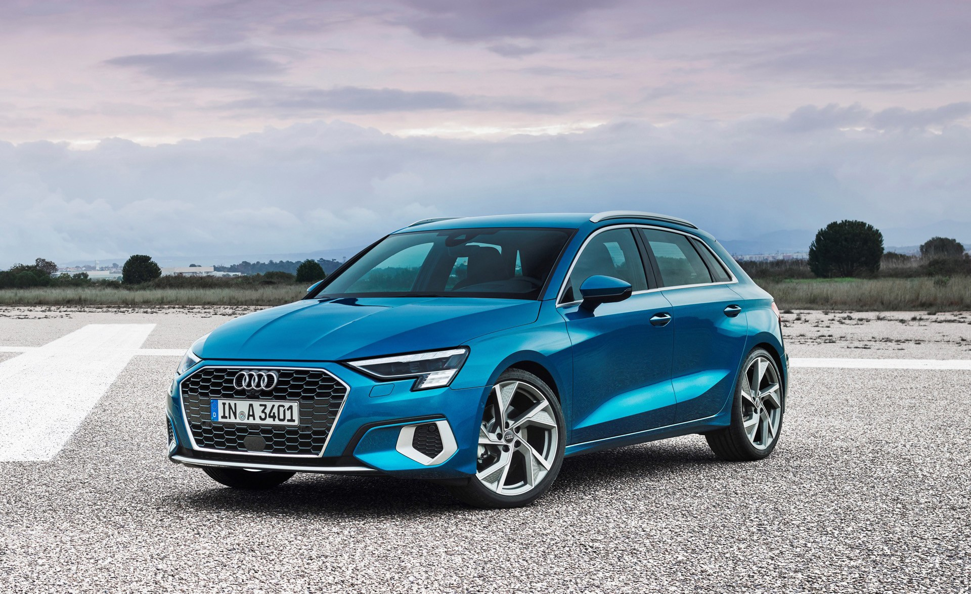 2020 Audi A3 Sportback Debuts with Sharp New Looks ...