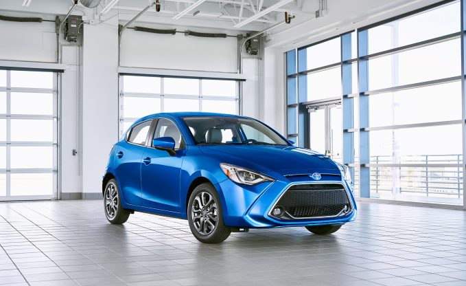 Pour One Out for the Toyota Yaris, Officially Discontinued for 2021