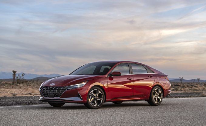 2021 Hyundai Elantra and Elantra Hybrid Have All the Angles