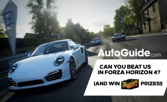 Can You Beat Us at Forza? Join Our Race This Friday for a Chance to Win!