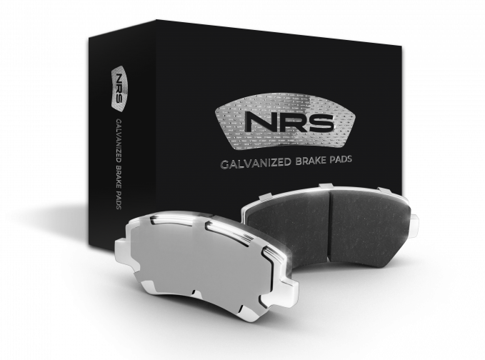 NRS Galvanize brake pads offer a longer life and increased performance, a major plus for commercial vehicles.
