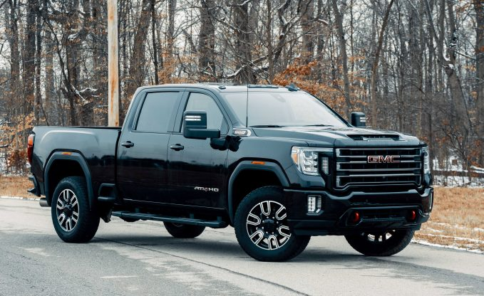 2020 gmc sierra 2500 crew cab at4 review - autoguide