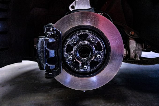 Painting your calipers while they're on the car is simpler, but still requires careful preparation.
