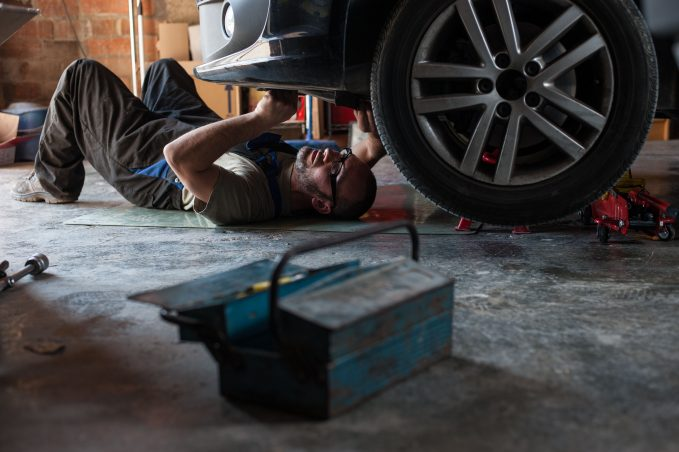 The key to DIY auto repair is always making sure to plan ahead and give yourself plenty of time.