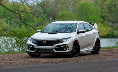 First Drive: 2020 Honda Civic Type R Review