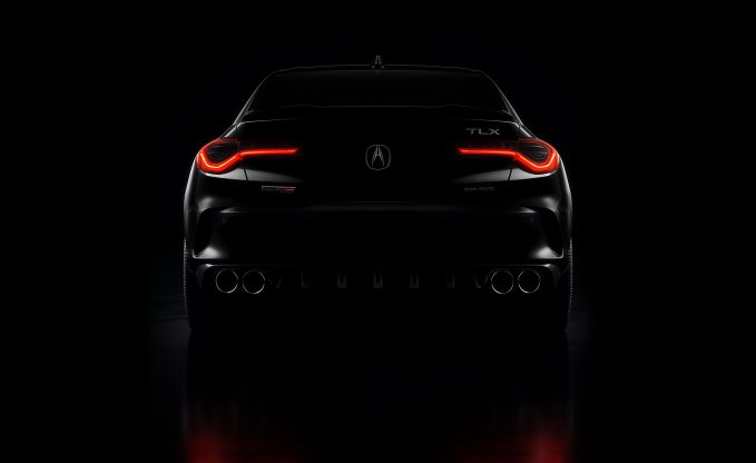 2021 Acura TLX Type S Debuts May 28, Will be Brand's Quickest Sedan Ever