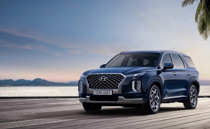 2021 Hyundai Palisade Will Gain More Luxurious Calligraphy Trim
