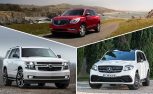 Consumer Reports: Tahoe, Yukon and GLS Among the Most Reliable 3-Row SUVs