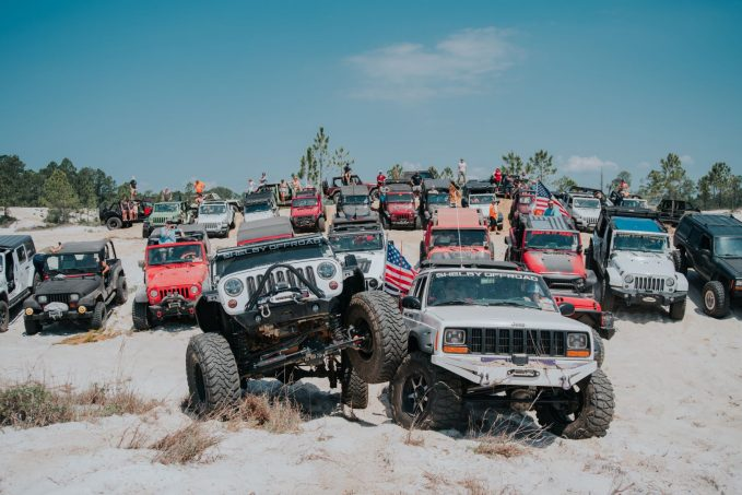 Now in its fifth year, Florida Jeep Jam (formerly called Jeep Beach Jam) is a four-day event celebrating everything there is to love about the Jeep lifestyle.
