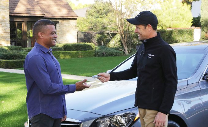 Genesis Concierge Service Offers Personal Shopper and Home Delivery